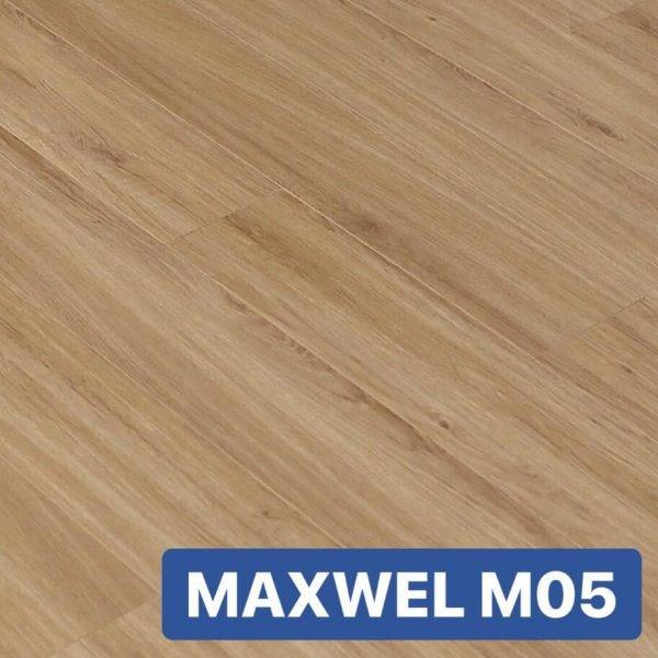 Maxwell - Sàn gỗ chống ẩm cực tốt trong mọi điều kiện thời tiết